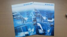 ► The STADLER Rail Group - reports 2007 + 2009