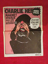 CHARLIE HEBDO number #712  SUPER RARE a dn highlly collectable french magazine