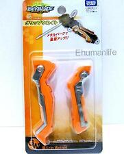 Takara Tomy Beyblade Burst B-60 Launcher Grip Weight Metal Parts Shot Spindle