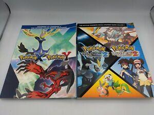 Pokemon X and Pokemon Y: The Official Kalos Region Guidebook Pokémon X + Y