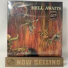 Slayer - Hell Awaits Vinyl LP Velvet Red Marble SEALED LTD 1000