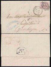 Business, Industry, Careers Duplex British Stamps
