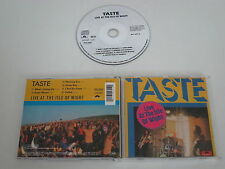 TASTE/LIVE AT THE ISLE OF WIGHT(POLYDOR 841 601-2) CD ALBUM