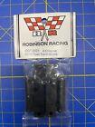 Vintage Robinson Racing RC 10 Rear Suspension Mounts 2.5 toe end **NEW** Black