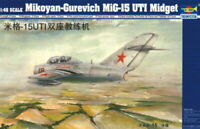 Trumpeter: MiG-15 UTI Midget in 1:48