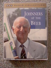 Johnners at the Beeb Audiobook (Double Cassette), Brian Johnston