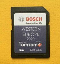 VW RNS 310 WEST Europe Navigation map 16GB SD card RNS310 Latest SEAT SKODA