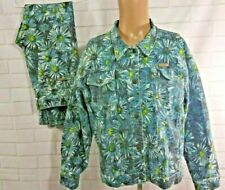 Hunting Camo Suit 14 Womens Floral Hiking Pants Shirt Jacket Stretch Crest