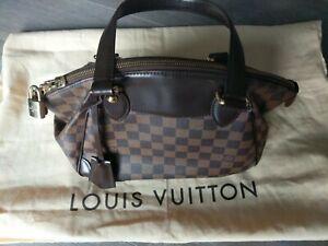 Louis Vuitton Damier Ebene Canvas Verona PM Bag, used, great condition Authentic