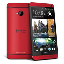 4.7'' Nuevo HTC One (M7) - 32GB - Unlocked GSM 3G Androide TELÉFONO MÓVIL - Red
