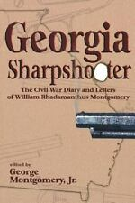Georgia Sharpshooter Civil War Georgia