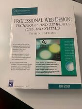 Professional Web Design : Techniques and Templates (CSS and XHTML) by Clint...