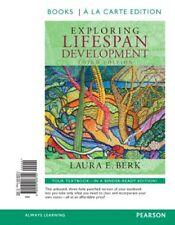 Exploring Lifespan Development, Books a la Carte Edition (3rd Edition) by Ber…