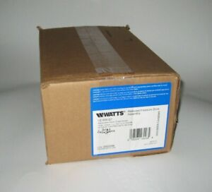 """WATTS 1/2 """" 009-QT Reduced Pressure Zone Assembly"""