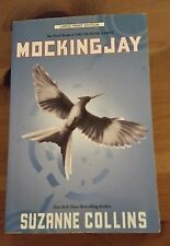 Mockingjay Suzanne Suzanne Collins paperback PB LARGE PRINT EDITION Hunger Games