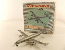 Dinky Toys - F 60c Flugzeug Super G Constellation Lockheed Air France