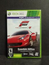 Forza Motorsport 4 (Microsoft Xbox 360, 2011) Brand New **Damaged**