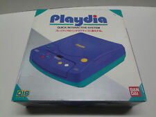 Playdia System Bandai Japan NEW