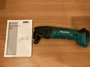 Makita DTM50 18v li-ion cordless multi tool