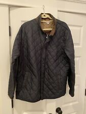 Peter Millar Men's Quilted Jacket Size XL