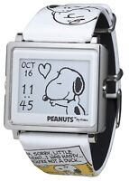 EPSON smart canvas W1 PN10110 PEANUTS BEAGLE HUG Snoopy and Charlie Brown F/S