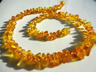 BALTIC AMBER NECKLACE 33cm .13inch