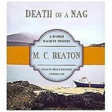 The Hamish Macbeth Mysteries: Death of a Nag by M. C. Beaton (2014, CD, Unabridg