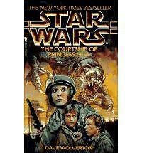 Star Wars: the Courtship of Princess Leila by Dave Wolverton (Paperback, 1995)