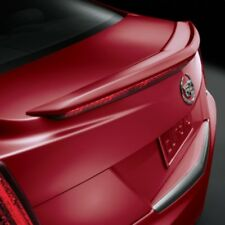 #533 PAINTED FACTORY STYLE LIP SPOILER fits the 2013 - 2017 CADILLAC ATS