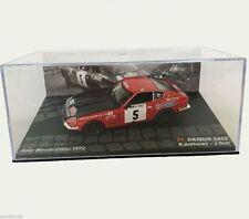 Nice 1/43 Datsun 240Z 1972 Monte Carlo Rally Ixo/Altaya Aaltonen