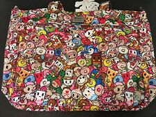 NWT Jujube Tokidoki Tokipops Toki pops TP Superbe Super Be SB Tote Bag