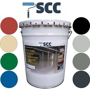 SHIPPING CONTAINER PAINT & SKIP PAINT- MULTI SURFACE RANGE OF COLOURS