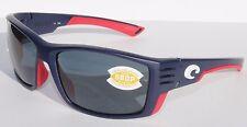 COSTA DEL MAR Cortez 580P POLARIZED Sunglasses USA Blue/Gray LIMITED EDITION