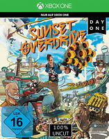Sunset Overdrive -- D1 Edition (Microsoft Xbox One, 2014, DVD-Box)