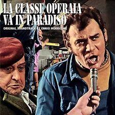 LP Ennio Morricone La Classe Operaia Va In Paradiso Ost Soundtrack