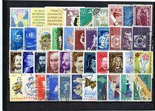 RUMANIA / ROMANIA / ROUMANIE  - sellos usados   lote 08