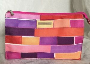 CLINIQUE Zipped Pouch/Makeup/Bag Organiser/Toiletry Bag