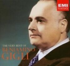 Beniamino Gigli - Very Best Of Beniamino Gigl (NEW 2 x CD)