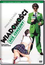 WIADOMOŚCI BEZ CENZURY (THE ONION MOVIE) - DVD