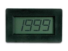 Velleman PMLCDL DIGITAL PANEL METER LCD - ECONOMIC