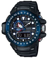 Casio G-Shock Gulfmaster Analogue/Digital Mens Black Watch GWN-1000B-1BDR