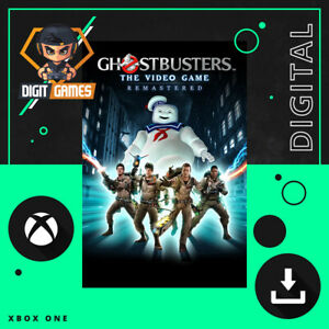 Ghostbusters The Video Game Remastered - Microsoft Xbox One / Digital Download