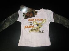 Buck Wear Toddler shirt with long sleeves,New with tags. 2T size