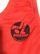 Mt Eliza Redlegs Junior Training Jumper Guernsey VFL Norwood SANFL AFL