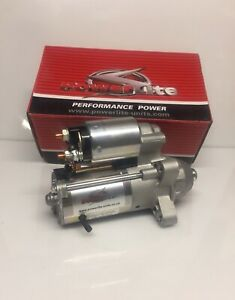 Ford Sierra Sapphire Rs Cosworth 2wd Genuine Powerlite Uk Uprated Starter Motor