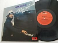 MAX JUNIOR - Piano Mafioso 1974 JAZZ POP EASY LISTENING German Polydor (LP) EX