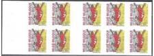 Belgium**FOOTBALL/SOCCER EURO 2000-BOOKLET 10vals-VOETBAL-FUSSBALL-CALCIO-MNH