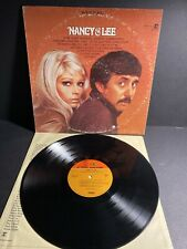 NANCY SINATRA & LEE HAZLEWOOD - The Hits of Nancy & Lee - Reprise Records RS6273