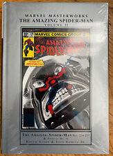 Marvel Masterworks AMAZING SPIDER-MAN Volume #22 Hard Cover (2020) $100