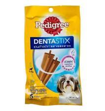 Pedigree Dentastix Chew Reduce Tartar Build-up Dental Small Dogs 5 Sticks (75g.)